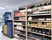 Cervezas en Mercadona.