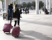 Mallorca tourists