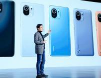 Evento de presentación del Xiaomi Mi 11