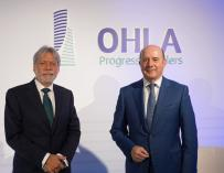 The main representatives of OHLA