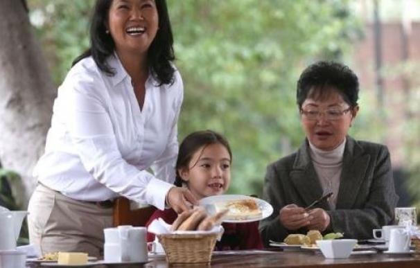 """Fujimori apela a votar """"sin miedo"""" en la segunda vuelta de las presidenciales"""