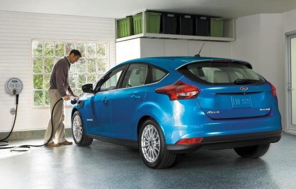 Ford oferta su nuevo Focus eléctrico en seis países europeos