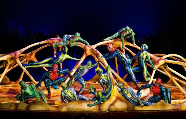 Cirque du Soleil regresará a la capital andaluza el próximo enero con su espectáculo 'Totem'
