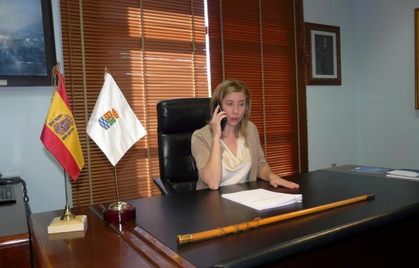 """Alcaldesa de Molina de Segura: """"Nosotros seguiremos con la misma dinámica"""""""