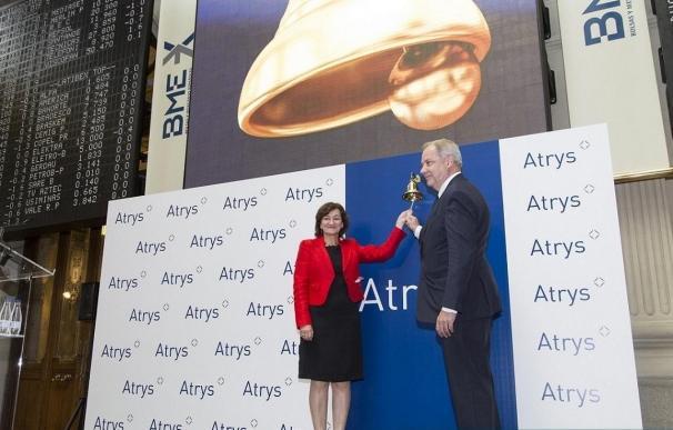 Atrys Health se estrena en el MAB con una subida del 8,1%
