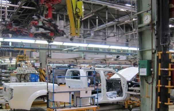 El sector manufacturero crece en agosto al ritmo más lento del último años