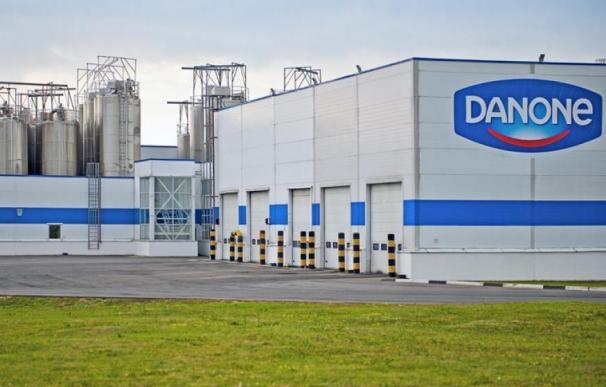 Fábrica de Danone.