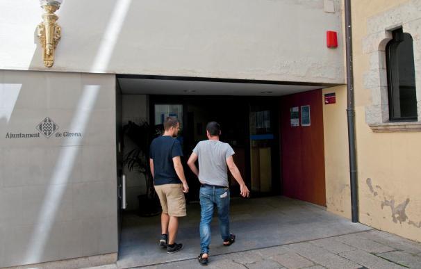 Ayuntamiento de Girona, donde la Guardia Civil investiga desvío de fondos públicos