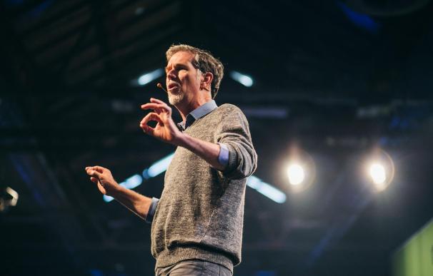 Reed Hastings, CEO de Netflix. / Mondileinchen