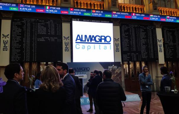 Salida a bolsa de la socimi Almagro Capital