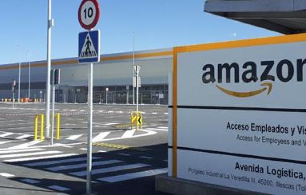 Amazon tira de ETT para llenar su centro de Illescas
