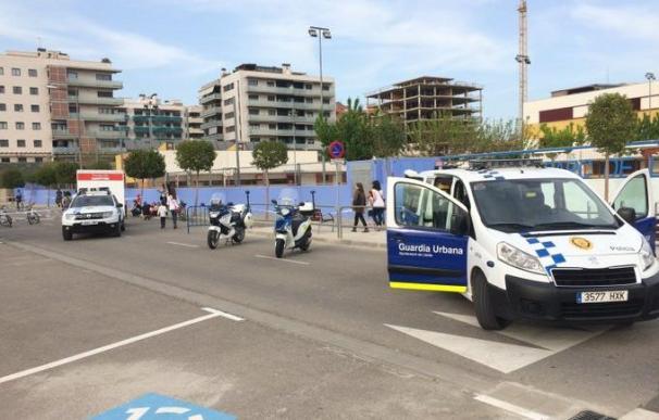 Vehículos de la Guardia Urbana de Lleida en imagen de archivo. /@gUrbanaLleida