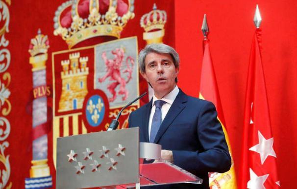 Ángel Garrido, Madrid