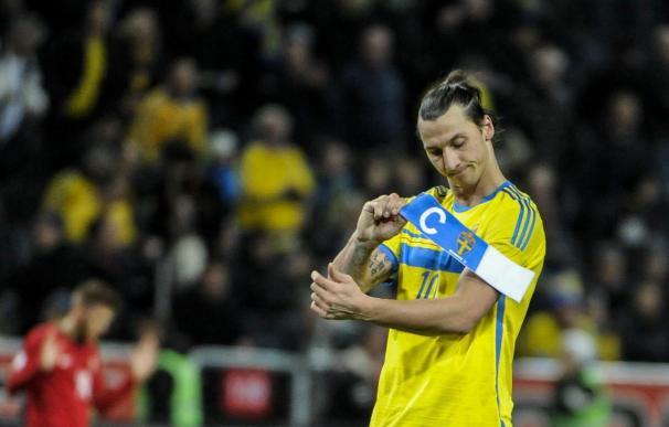 Ibrahimovic, Suecia