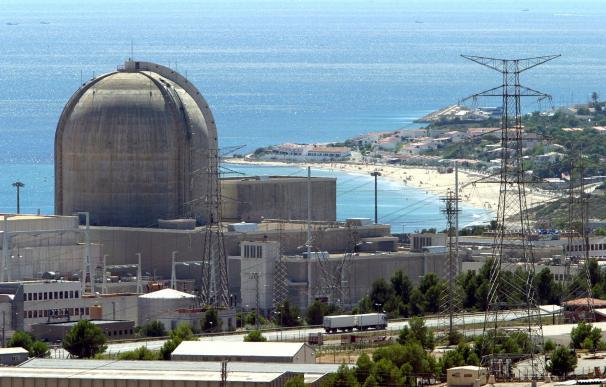 Central nuclear de Vandellós (Tarragona) propiedad de Endesa e Iberdrola.