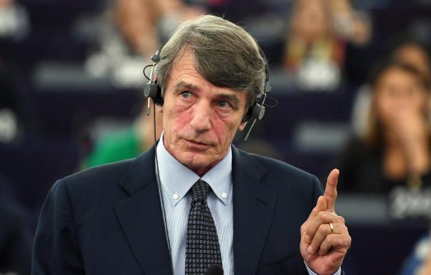 David Sassoli, nuevo presidente del Parlamento Europeo