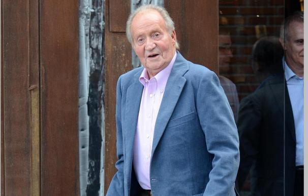 Don Juan Carlos I transmite al presidente electo de Perú el deseo del rey Felipe VI de verse pronto