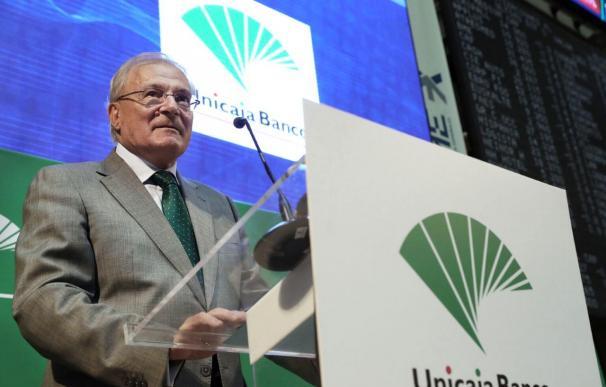 Manuel Azuaga, presidente ejecutivo de Unicaja.