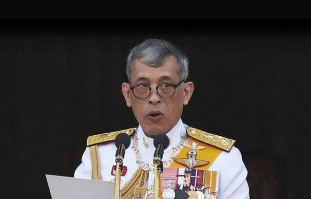 El rey de Tailandia.
