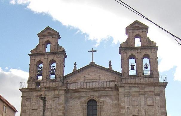 Iglesia del Carmen, El Perchel, Málaga, España./Tyk/Wikipedia