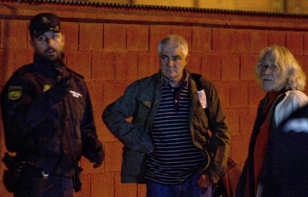 'Kubati' sale de la cárcel de Puerto I increpado por familiares de víctimas