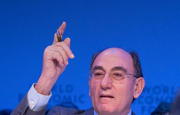 José Ignacio Sánchez Galán, presidente de Iberdrola. /EFE
