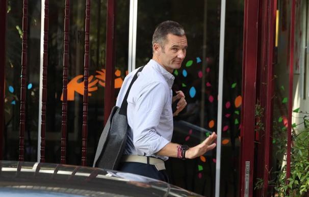 Iñaki Urdangarin sale de la cárcel