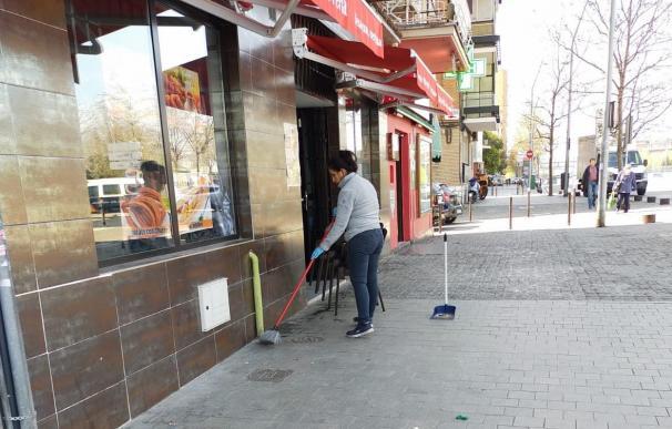 Cierran los bares en Madrid