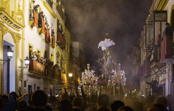 Semana Santa madrugá Sevilla