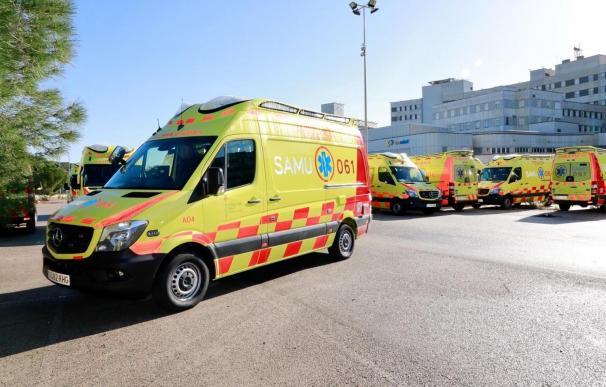 Ambulancias del 061