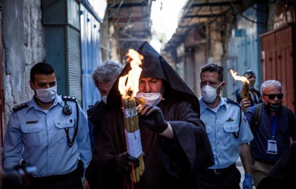 Israel ya inicia su fase de desescalada con más trabajos y comercios permitidos