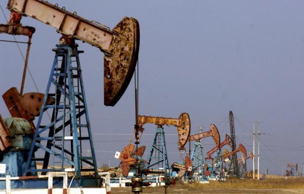 El petróleo de Texas se dispara un 5,64 por ciento y cierra en 48,48 dólares