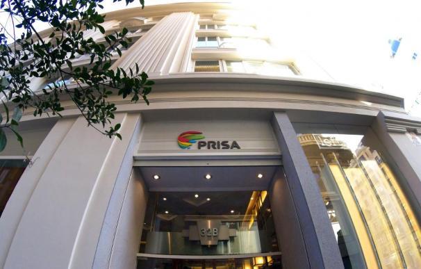 Sede de Prisa en Madrid.