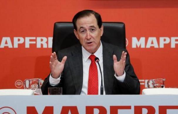 Antonio Huertas, presidente de Mapfre - EFE