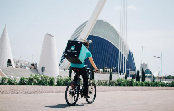 Deliveroo en Valencia