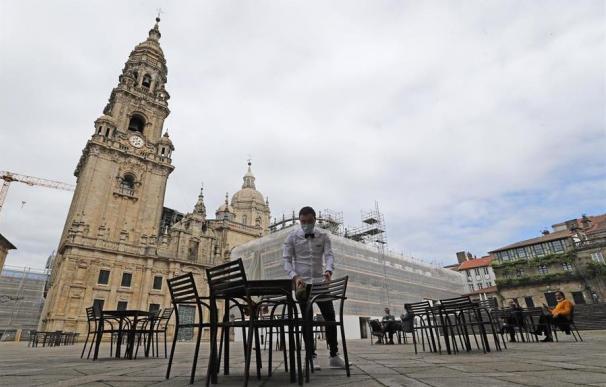 Galicia en la Fase 1
