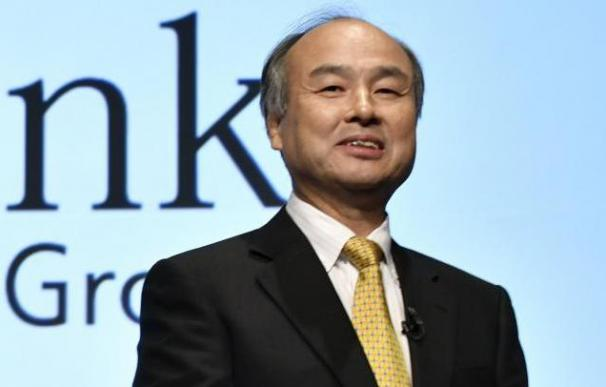 El consejero delegado de Softbank, Masayoshi Son