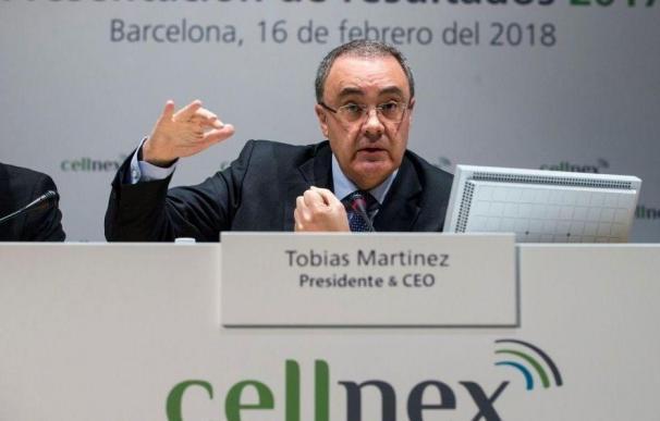 Tobías Martínez, Cellnex