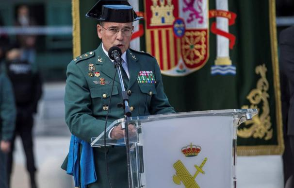 Diego Pérez de los Cobos, Guardia Civil