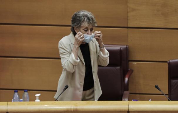 Rosa María Mateo, RTVE