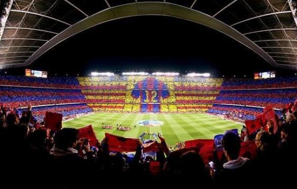 Camp Nou. / EP