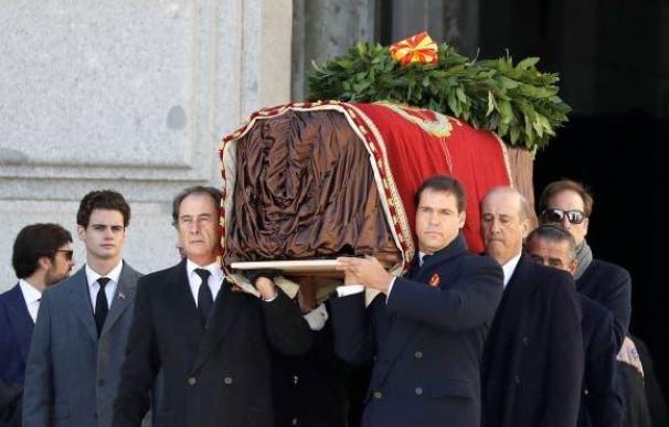 PSOE y UP se lanzan a por los Franco: plantean suprimir el ducado y 40 títulos