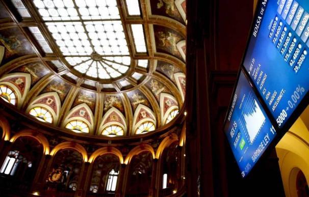 Imagen de la Bolsa de Madrid. /Efe