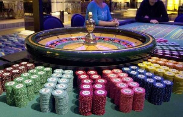 Mesa de juego de un casino. Raúl Caro / EFE