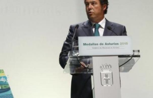 Fernando Masaveu, presidente de Corporación Masaveu. / L. I.