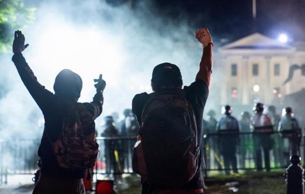 Protestas EEUU