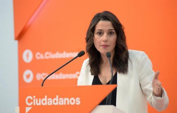 Inés Arrimadas, Ciudadanos