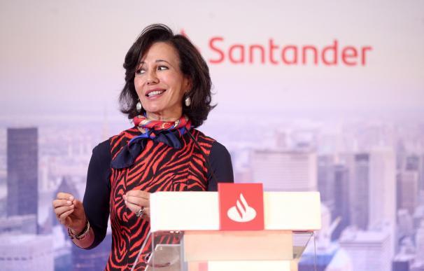 Ana Patricia Botín, presidenta del Grupo Santander.
