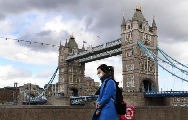 Coronavirus turismo Londres