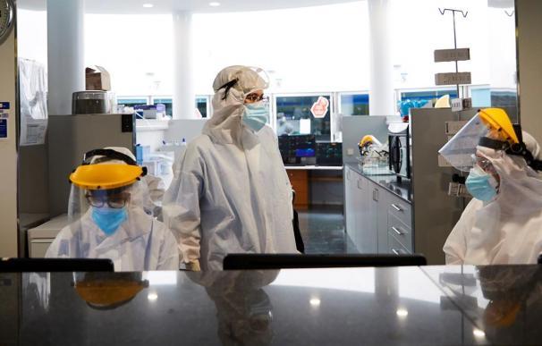El azote de la pandemia en España